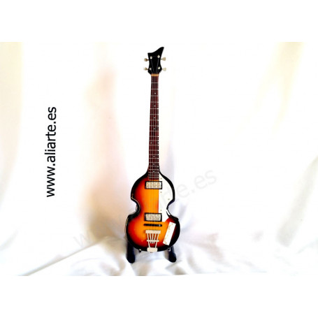 Miniatura de Bajo Hoffner de Paul MacCartney