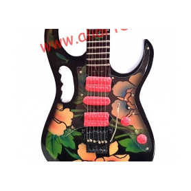 Miniatura de Guitarra de Steve Vai