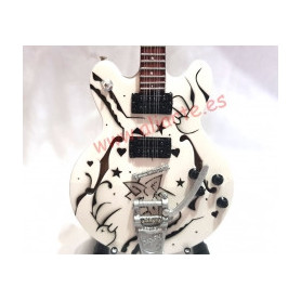 Miniatura de guitarra de The Cure