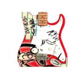 Miniatura de Guitarra de Pink Floyd The Wall