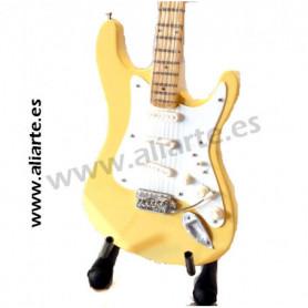 Miniatura de guitarra de Jimi Hendrix