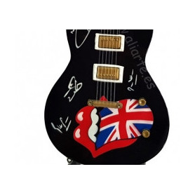 Miniatura de guitarra de Keith Richards