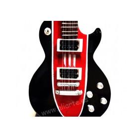 Miniatura de guitarra de Slash
