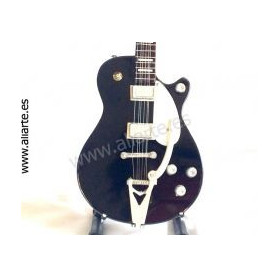 "Miniatura de guitarra de ""The Beatles""-Gretsch George Harrison"