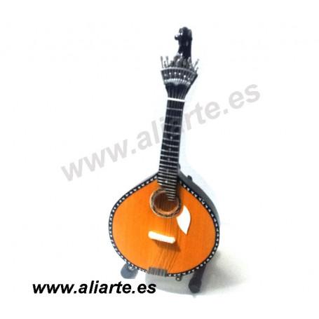 Miniatura de guitarra Barroca