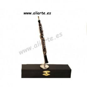 Miniatura de oboe