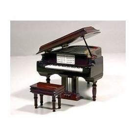 Caja de Música miniatura de piano de cola