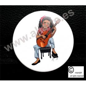 Guitarra Clásica Chapa Chica