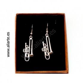Pendientes trombón 1