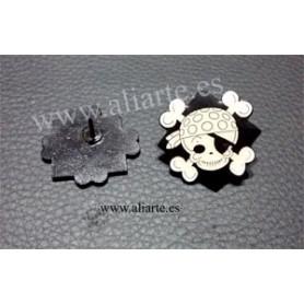 Pin calavera 1