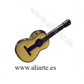 Pin Guitarra Clásica