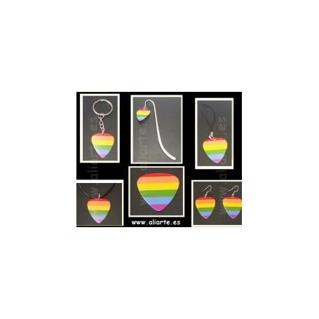 Púa Colores Orgullo