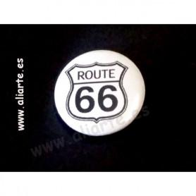 Ruta 66 chapa