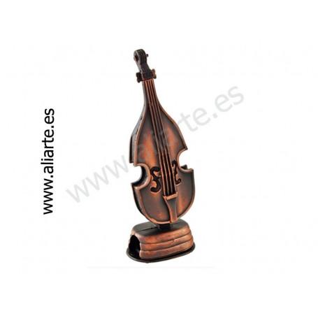 Sacapuntas en forma de violonchelo