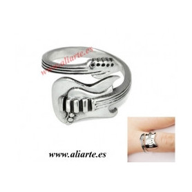 Anillo metal guitarras