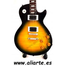 Miniatura de guitarra de Slash Velvet Revolver